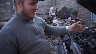 лайфхак  как прочистить радиатор печки не снимая с авто...