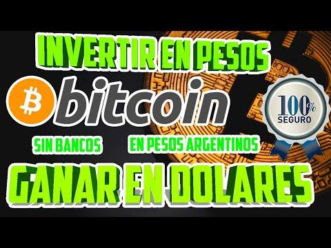 Como Invertir En BITCOIN Argentina ✅| EN PESOS!!!!!! | SIN CUENTA BANCARIA