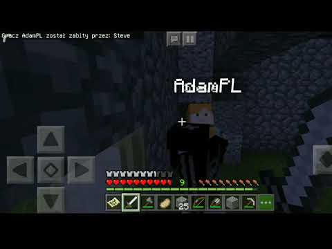 Budowa domku i ogarnianie tematu || Minecraft z TheAdamPL