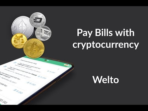 What and how to get cryptocurrency to pay a bill