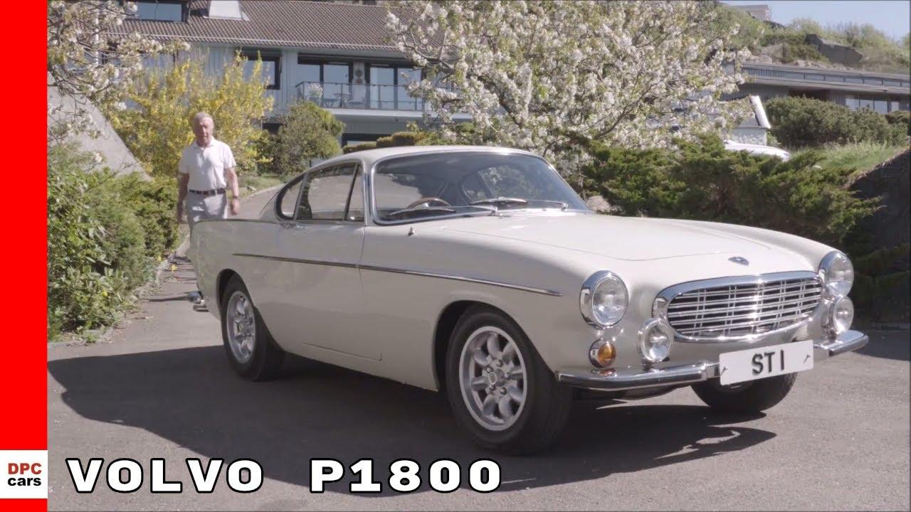Volvo P1800 Roger Moore The Saint Car