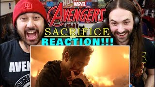 (Marvel) AVENGERS | Sacrifice - REACTION!!!