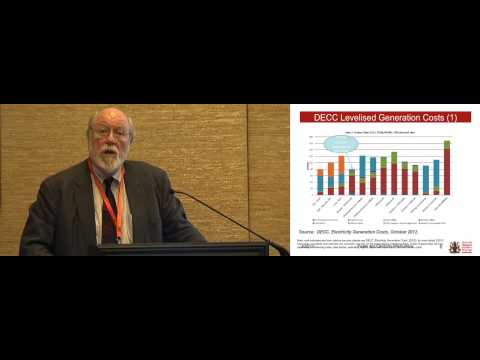 Prof Roger Cashmore - Atomic Energy Authority - United Kingdom