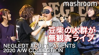 BiSH BiS 豆柴の大群が無観客ライブPart2 NEGLECT ADULT PATiENTS 2020A/W COLLECTION