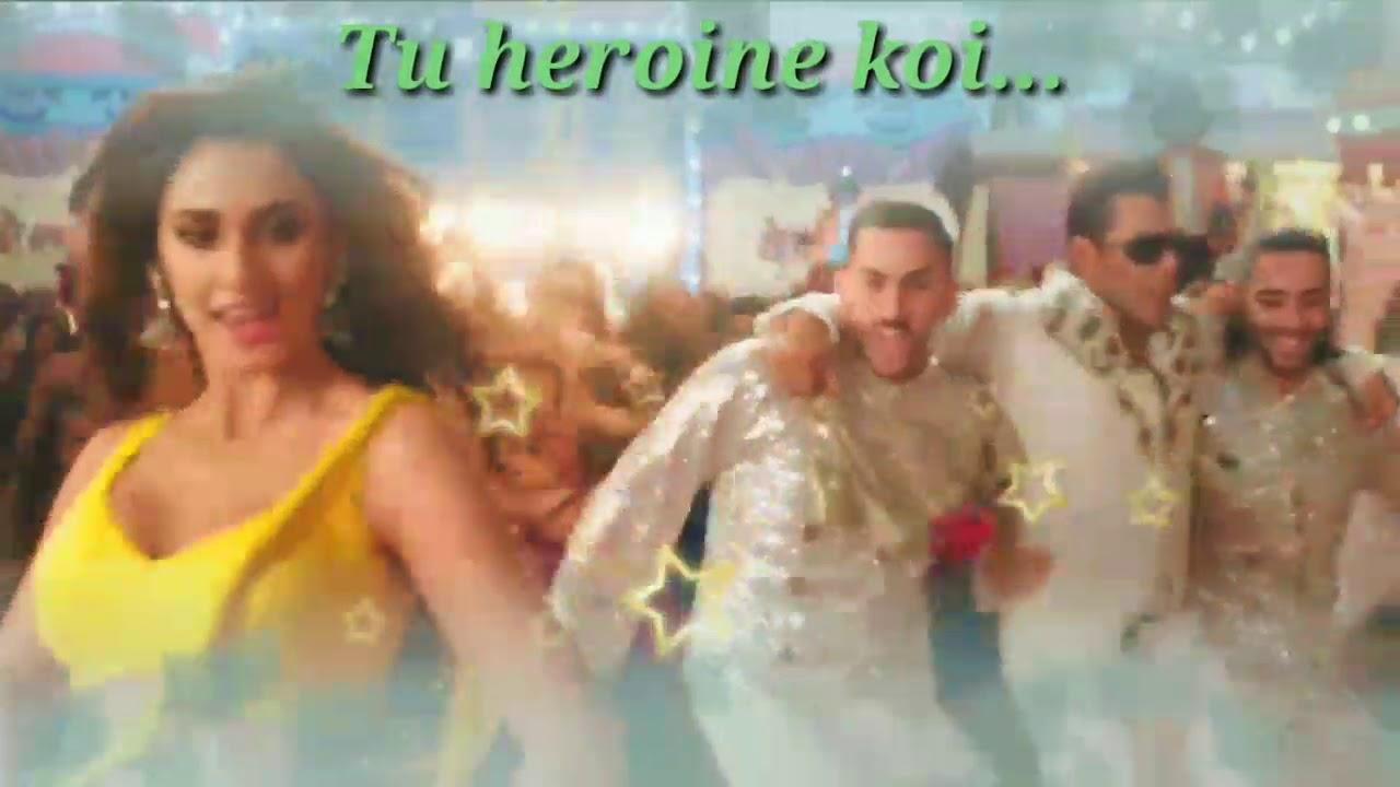 Bharat Movie Slow Motion Main Song Status Bharat Slow