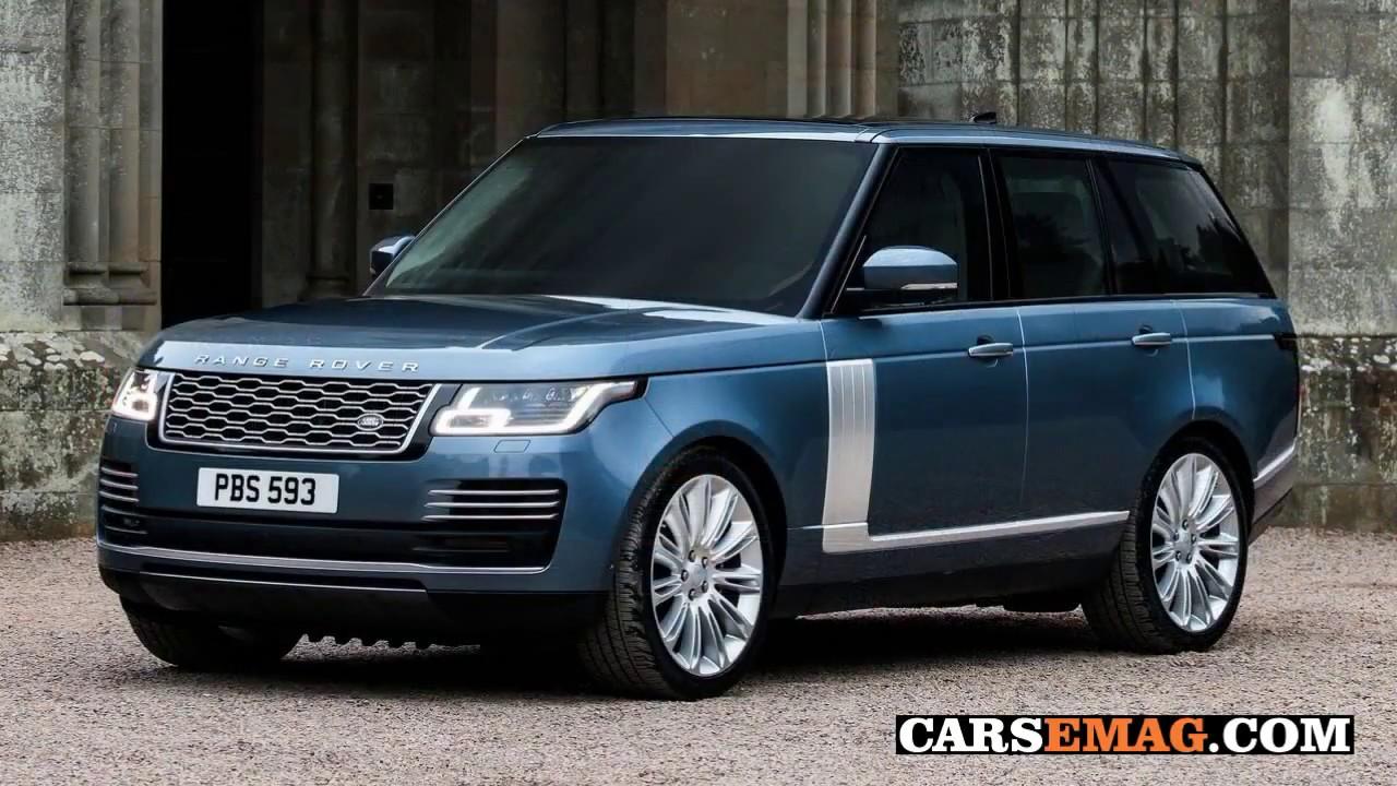 2019 Range Rover Autobiography >> Range Rover 2018 - YouTube