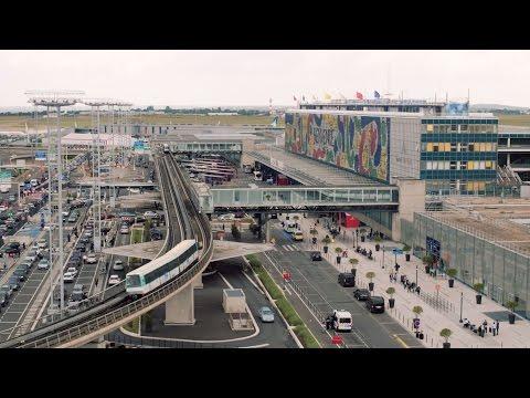 Paris-Orly se modernise : le nouveau bâtiment de jonction