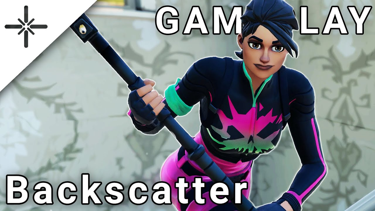 "LEAKED ""Backscatter"" Skin Gameplay (New Ramirez Outfit in Fortnite Battle Royale)"