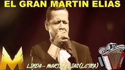 Linda - Martin Elias (Letra)