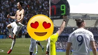 INCREDIBLE SCENES! SOCIAL MEDIA EXPLODED WITH REACTION TO ZLATAN'S SENSATIONAL MLS DEBUT!