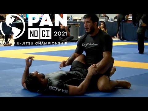 "Lucas ""Hulk"" Barbosa v Bruno Matias / Pan No-Gi 2021"