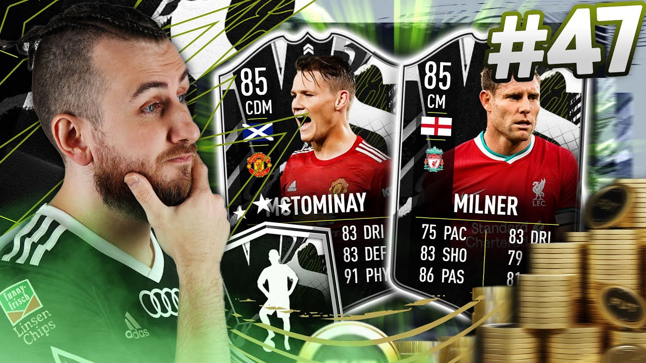 NEUE SHOWDOWN SBC ❗ 85 MILNER & 85 MCTOMINAY | RTG #47 FIFA 21 Ultimate Team