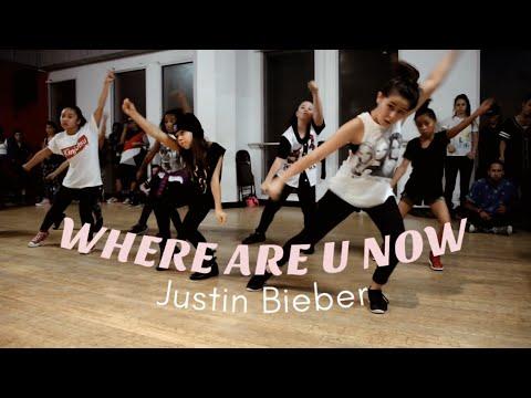 Where Are U Now – Skrillex, Diplo, Bieber   Sierra Neudeck   Choreographer – Matt Steffanina