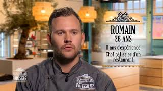 Qui sera le prochain grand pâtissier ? Saison 4 Episode 3