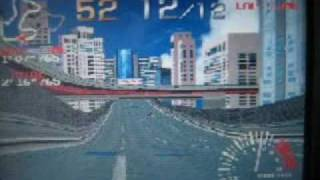 Ridge Racer auf FPSECE 0.010. Windows Mobile