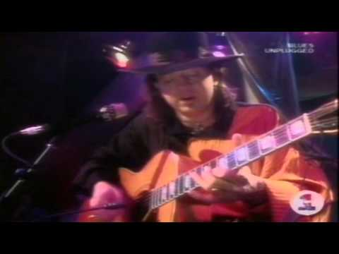 Stevie Ray Vaughan (& Joe Satriani) - Live MTV Unplugged - Digitally Remastered!