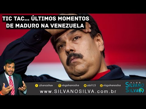 TIC TAC... Últimos Momentos de Maduro Na Venezuela| Manifestação| Ajuda Humanitária