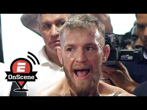 Conor McGregor looking like popular pick in Vegas sports book | OnScene | ESPN