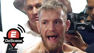 Conor McGregor looking like popular pick in Vegas sports book | OnScene | ESPN