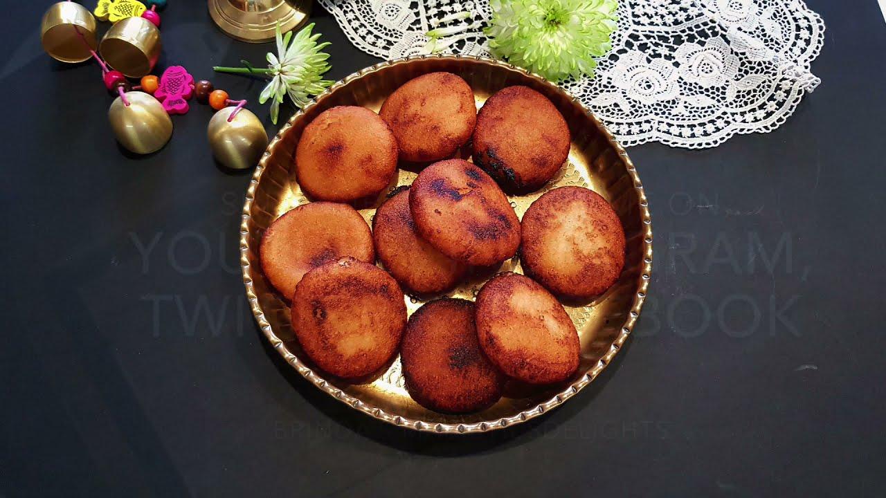 Arisulu Ground Rice Cake