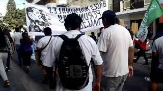 Video: Movilización de trabajadores de Enfermería al Ministerio de Salud