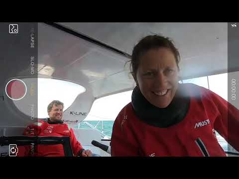 Thales VesseLINK at Fastnet Rolex Race - Thales
