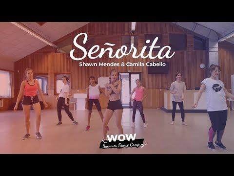 Señorita - Shawn Mendes & Camila Cabello | Norbert Varga choreography | WOW Summer Dance Camp 2019