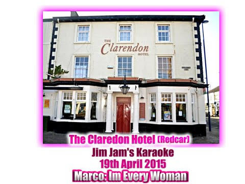 The Clarry (Redcar) - Jim Jams Karaoke - In Every Woman - 19th-April-2015