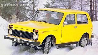 Насколько быстро разгонялись автомобили СССР с 0 до 100 км/час?