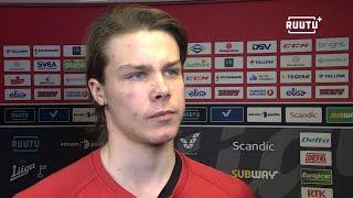 Miro Heiskanen kommentoi hurjia peliminuuttejaan ja IFK:n kovaa virettä