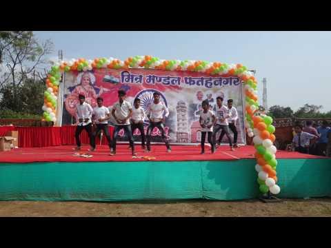 Desh Bhakti Dance Performed on Republic Day