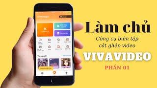 Hướng dẫn biên tập Video trên điện thoại bằng Viva video 2020 - P1 | mrSunMedia screenshot 5