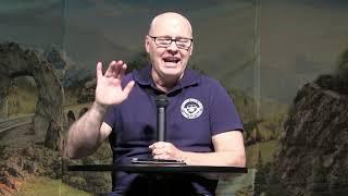 "Sermon: ""Overcoming Anxiety"""