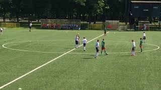 19.08.2017 Локомотив-2 - УОР-5 (2005) - 3-2 (1-й состав) (2-й тайм)