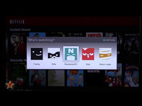New Netflix Instant Streaming Profiles Walkthrough