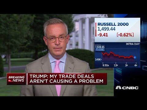 President Trump's defense of China trade war 'emotional,' determined: Javers