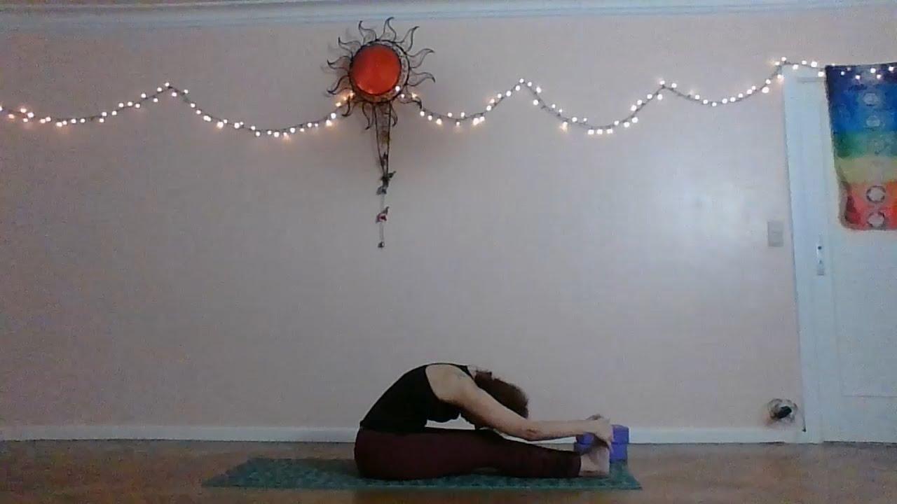 Gentle Mulhadhara Flow - Reconnecter ton chakra racine.