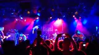 IGNITE - FALU (New Song) Acoustic Version Live @A38 02/01/2015 Budapest, Hungary Resimi