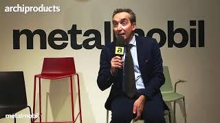 Salone del Mobile.Milano 2018 | METALMOBIL - Gianni Filindeu, Leonardo Sonnoli, Alessandro Gabellini