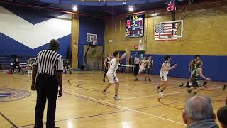 Brooklyn Tech Varsity Basketball vs New Utrecht 2019