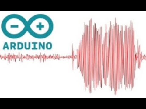 Arduino Nano уровень шума