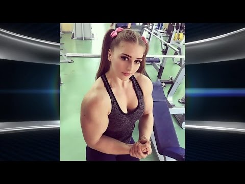 Meet 'Muscle Barbie' – Is She too Muscly?