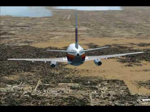 United 585 and US Airways 427