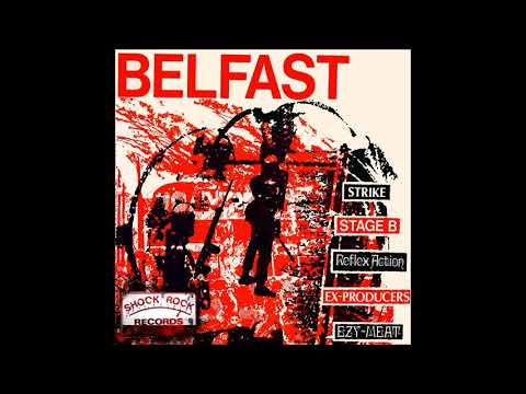 Belfast | Shock Rock Label | Punk Album | 1980 | Full Album