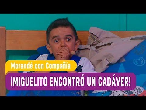Miguelito encontró un cadáver - Morandé con Compañía 2016