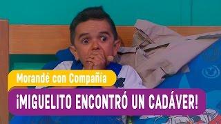 Miguelito encontró un cadáver - Morandé con Compañía 2016 thumbnail