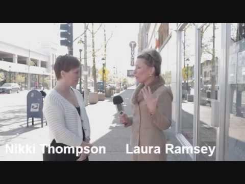 Laura Ramsey interviews Realtor Nikki Thompson
