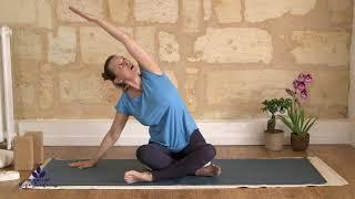 Séance pour le haut du corps : délier les épaules, ouvrir le haut du dos et l'espace du coeur