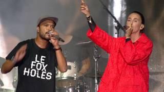 """Shaka Loveless feat. """"Medina Ud af Mørket"""" Live fra The Voice"""