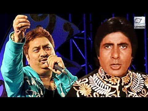 When Kumar Sanu BECAME Amitabh Bachchan's Voice